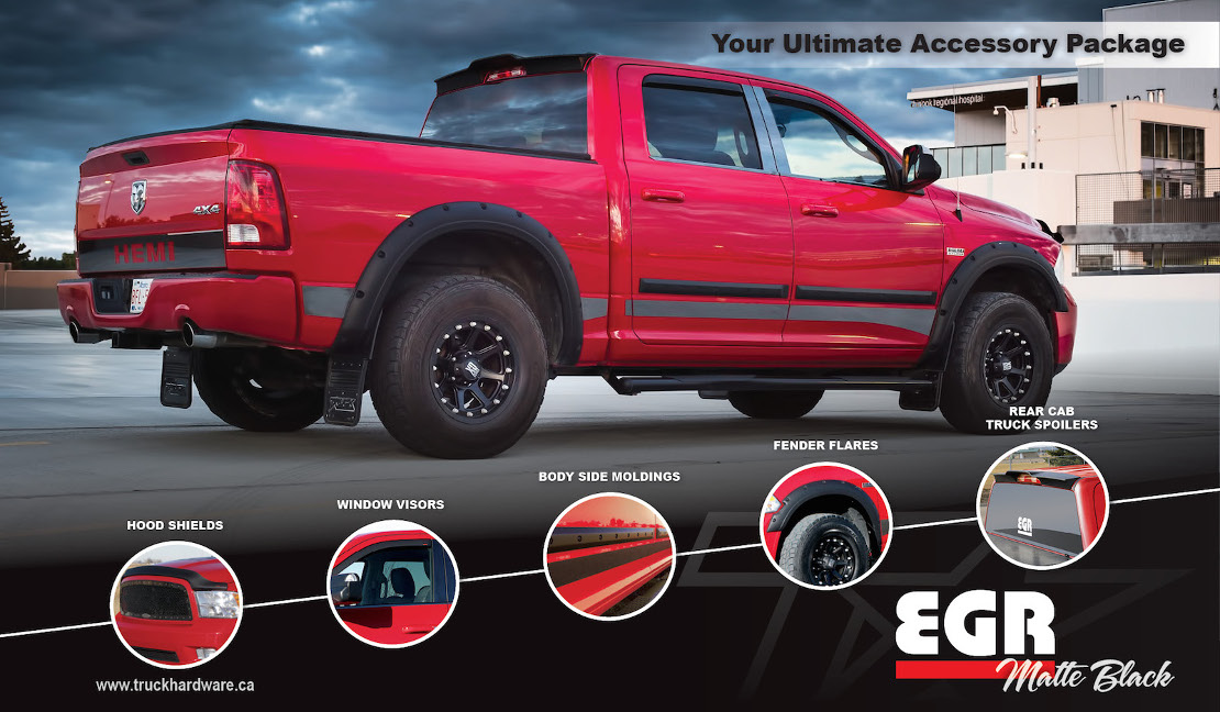 EGR Ultimate Accessory Package