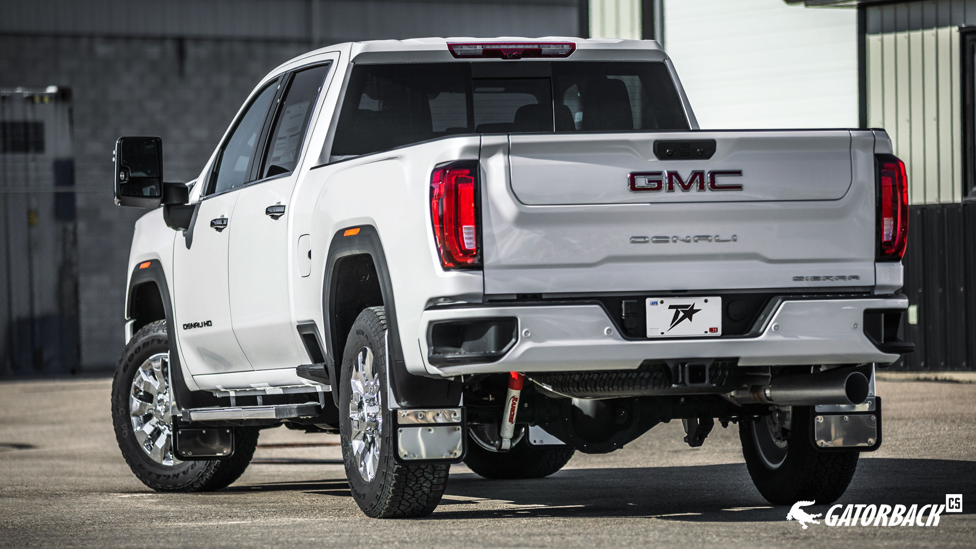 2020 GMC Sierra HD Gatorback CS Mud Flaps