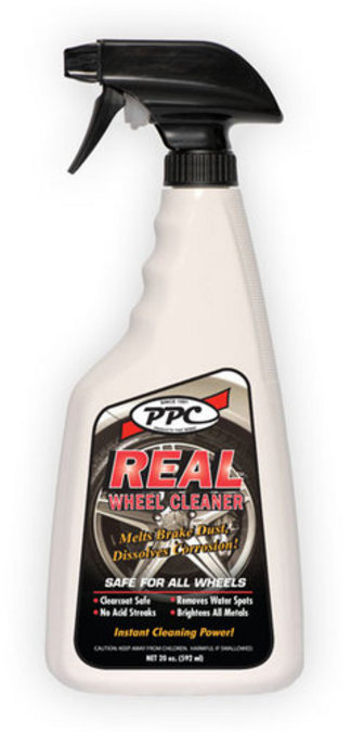 Real Wheel Cleaner