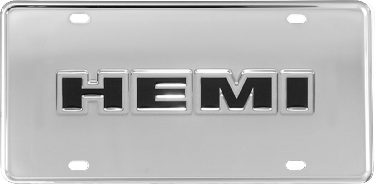 Gatorgear HEMI License Plate