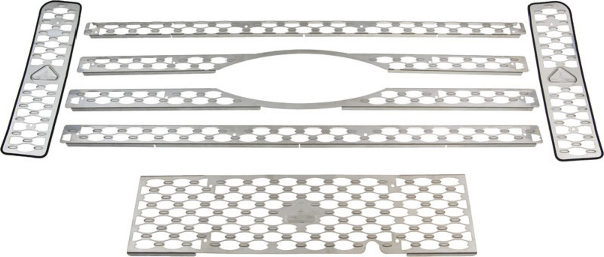 3D Combo Grille Inserts