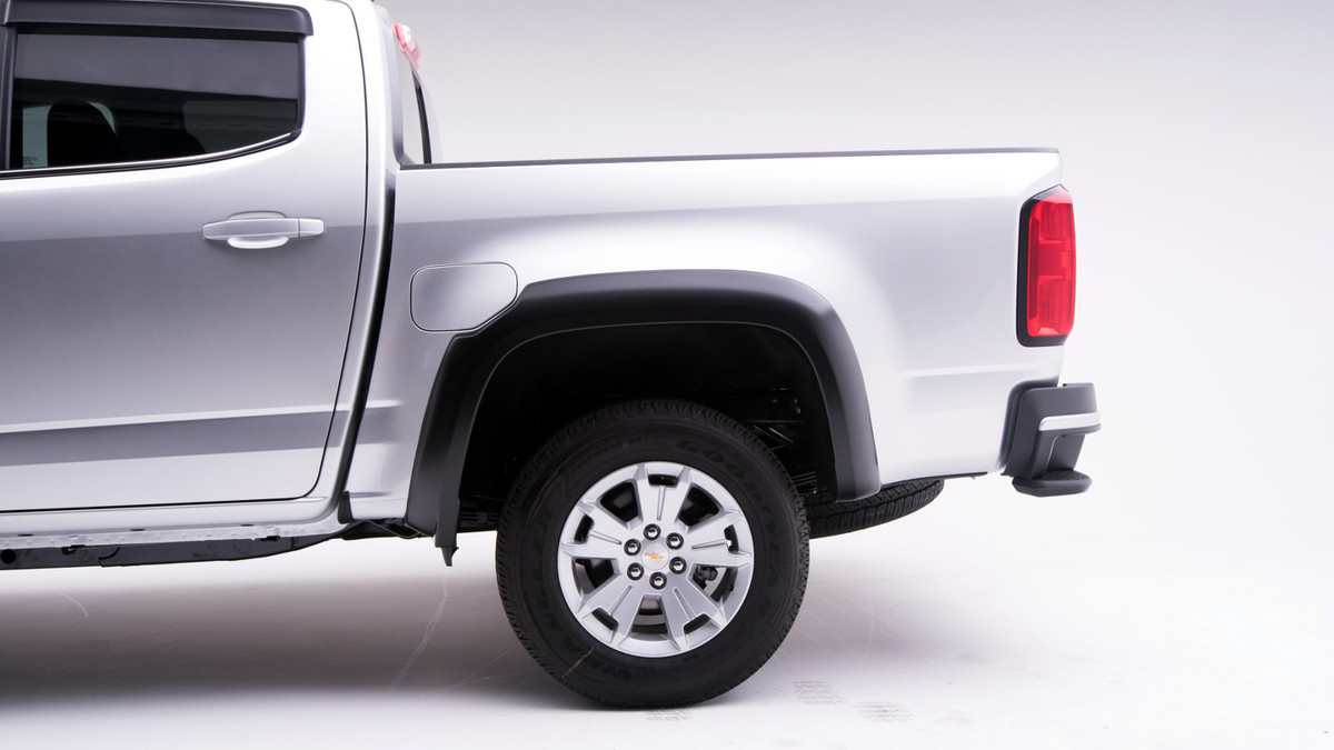 Truck Hardware Egr Rugged Look Fender Flares Paintable E751394