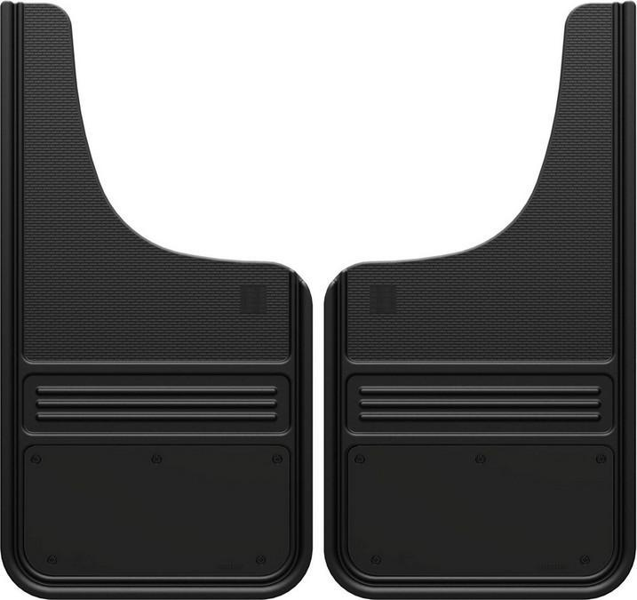 Gatorback Mud Flaps - Powder Coat