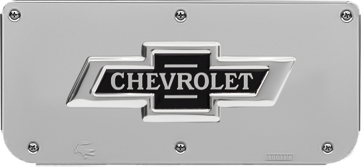 Gatorback Chevrolet Classic Plate
