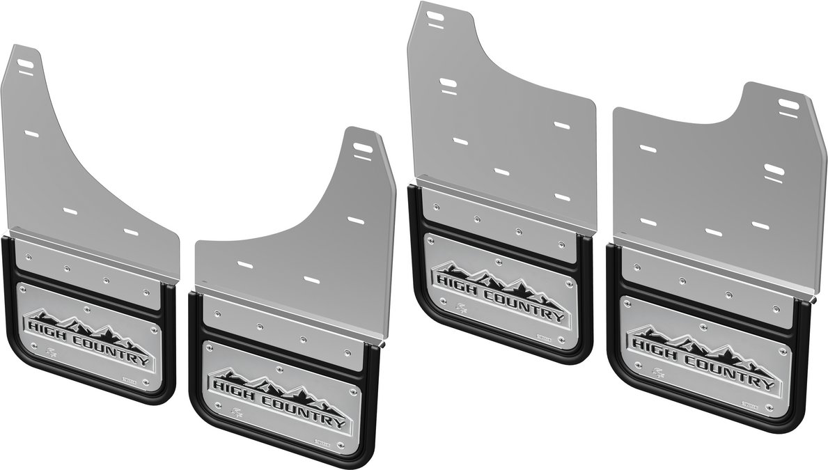 Gatorback CS High Country Mud Flaps