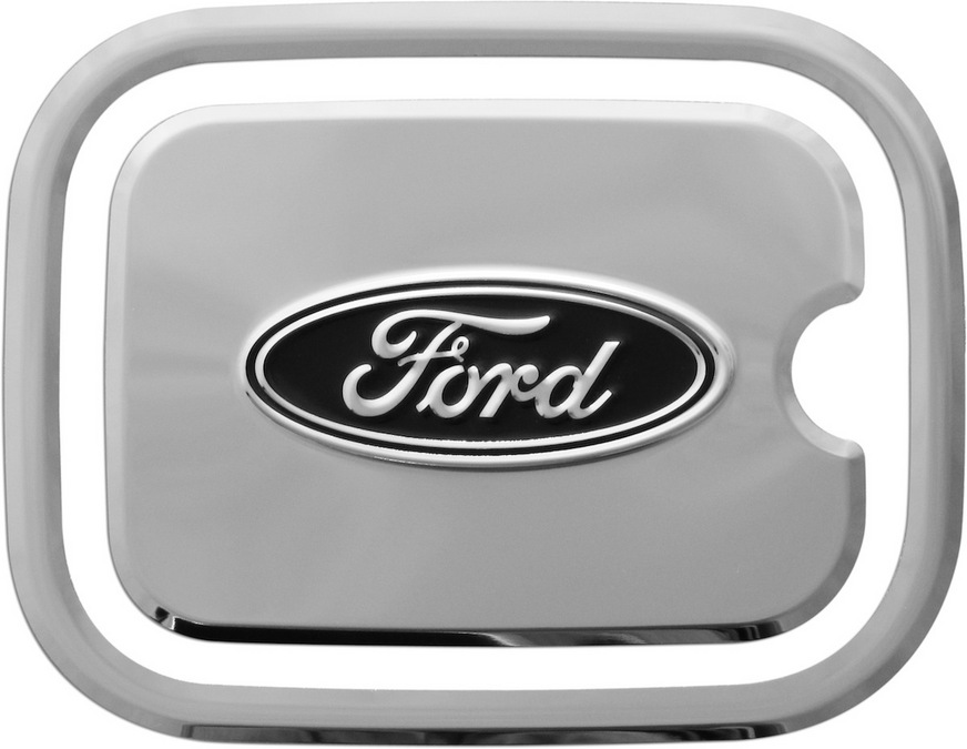Gatorgear Ford Logo Fuel Door Cover