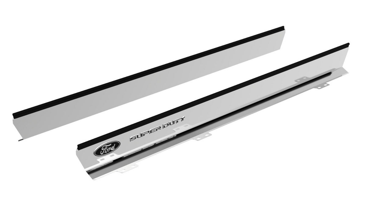 Gatorgear FORD SUPER DUTY Logo OEM Bar Fillers