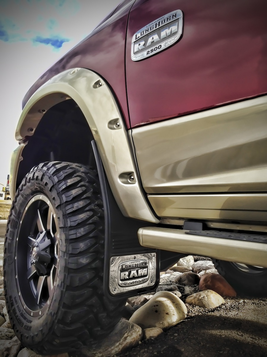 Dodge Longhorn 2018 >> Where can I find these fender flares? - DODGE RAM FORUM - Ram Forums & Owners Club! - Ram Truck ...